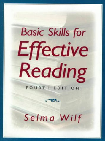 Basic Skills for Effective Reading 9780135338520