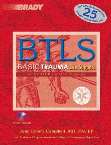 Basic Trauma Life Support for the EMT-B & First Responder 9780131893788