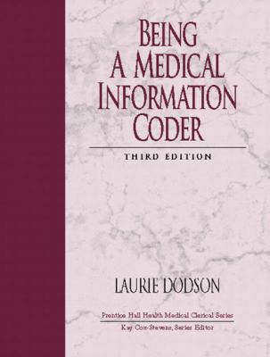 Being a Medical Information Coder 9780131126756