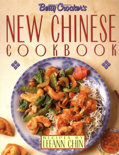 Betty Crocker's New Chinese Cookbook 9780130832542