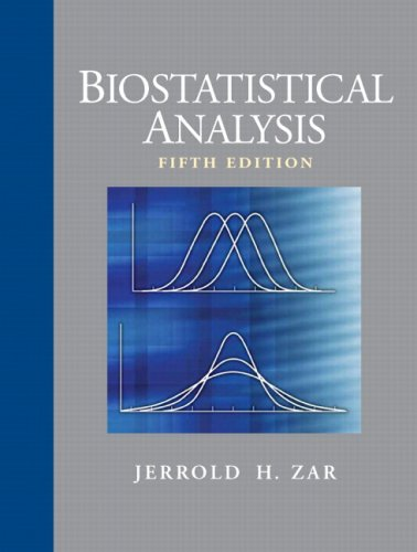 Biostatistical Analysis 9780131008465