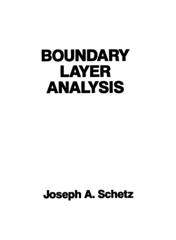 Boundary Layer Analysis 9780130868855