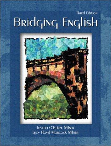 Bridging English 9780130453068