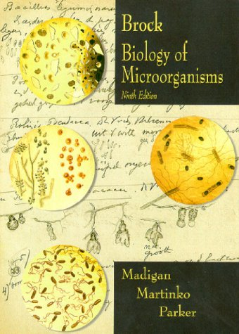 Brock Biology of Microorganisms 9780130819222