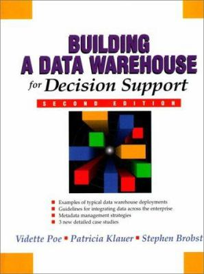 Building a Data Warehouse for Decision Support 9780137696390