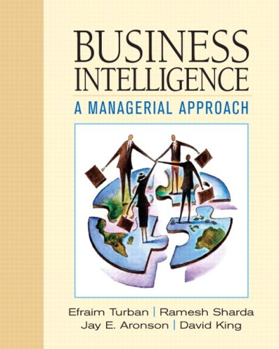 Business Intelligence: A Managerial Approach 9780132347617