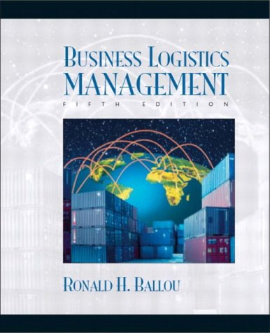 Business Logistics Management - 5th Edition