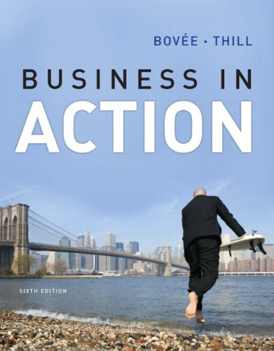 Business in Action 9780132828789