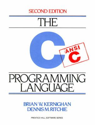 C Programming Language 9780131103627