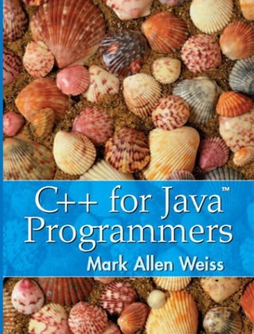 C++ for Java Programmers 9780139194245