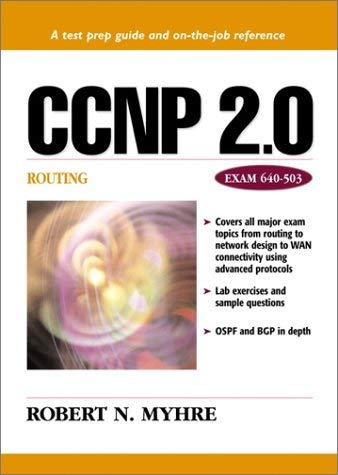 CCNP 2.0: Routing 9780130903068