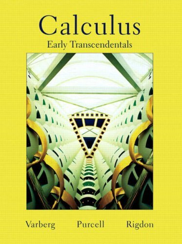 Calculus Early Transcendentals 9780131875333