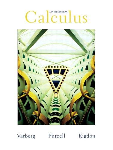 Calculus 9780131429246