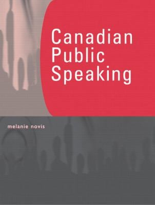 Canadian Public Speaking 9780130358301