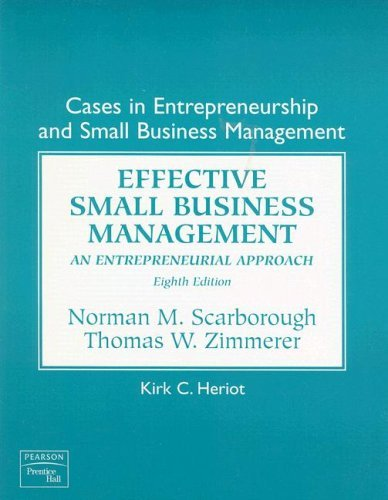 small business management book pdf