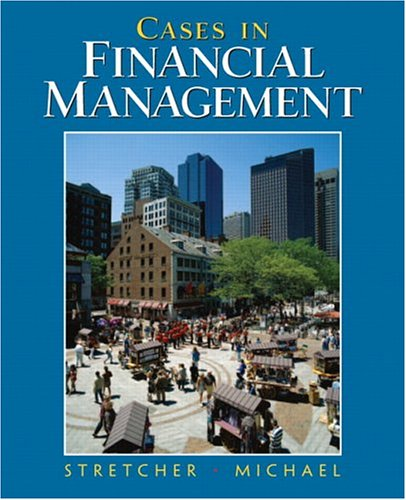 Cases in Financial Management 9780131483439