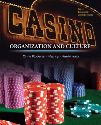 Casinos: Organization and Culture 9780131748125