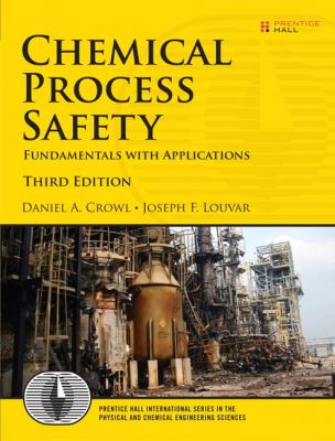 Chemical Process Safety: Fundamentals with Applications 9780131382268