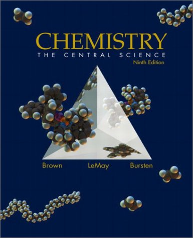 Chemistry: The Central Science 9780130669971