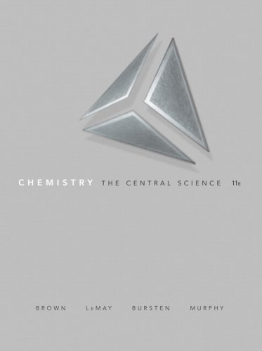 Chemistry: The Central Science 9780136006176