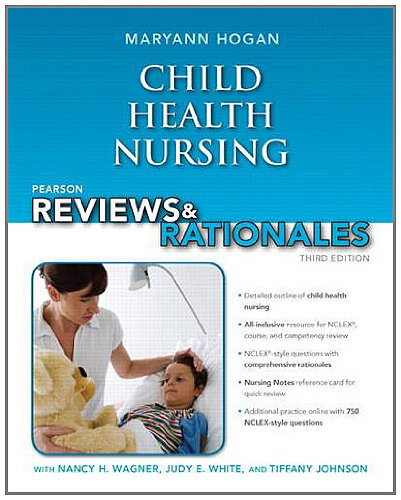Child Health Nursing 9780132936200