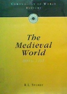 Chronology of the Medieval World, 800 to 1491 9780133264654