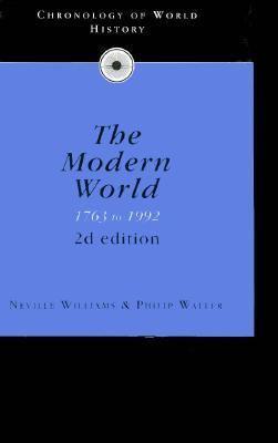 Chronology of the Modern World, 1763 to 1992: The Modern World: 1763-1992 9780133266955