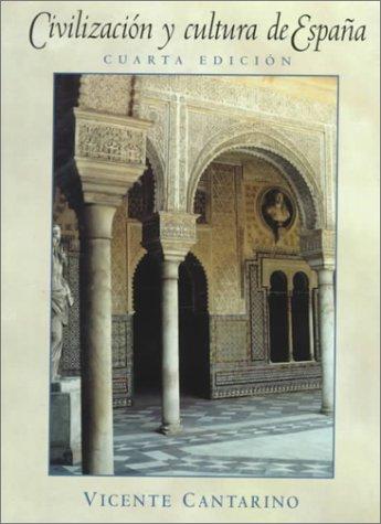 Civilizacin y Cultura de Espaqa 9780130961495