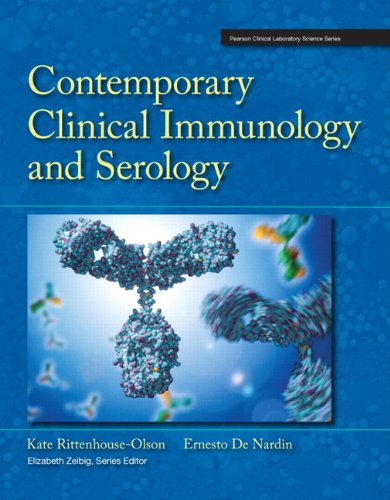 Contemporary Clinical Immunology and Serology 9780135104248