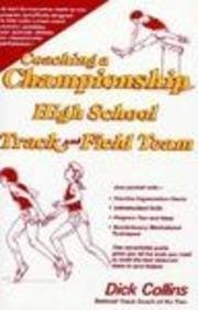 Coaching a Championship High School Track & Field Team 9780131389670