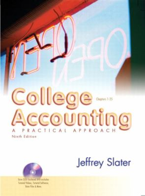 College Accounting 1-25 and DVD Package 9780131072343