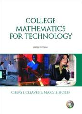 College Math for Technology & Premium Companion Website Access Code Card Package 358323