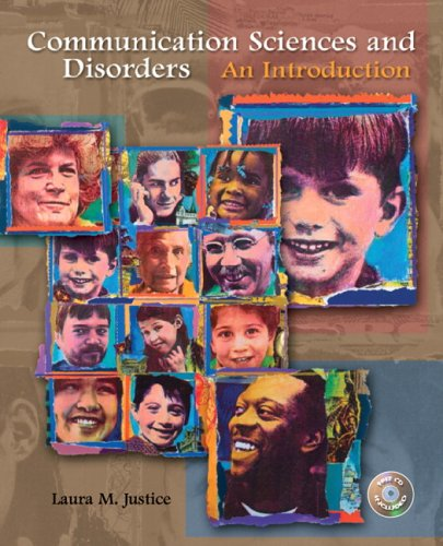 Communication Sciences and Disorders: An Introduction 9780131135185