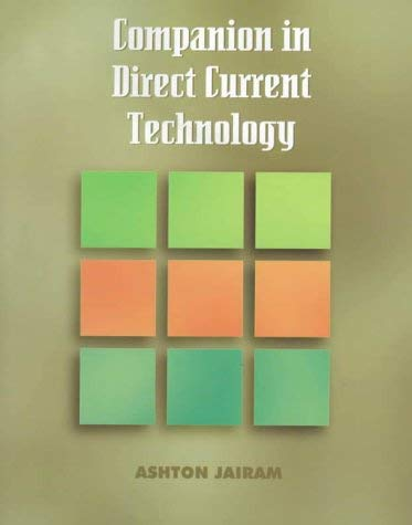 Companion in Direct Current Technology 9780130803993