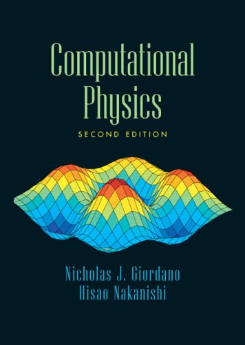 Computational Physics 9780131469907