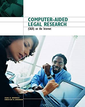 Computer-Aided Legal Research on the Internet 9780131197749