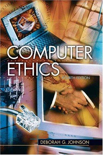 Computer Ethics 9780131112414