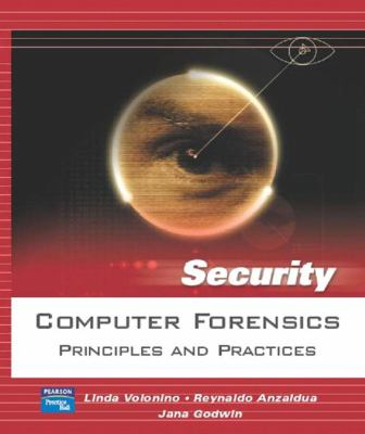 Computer Forensics: Principles and Practices 9780131547278