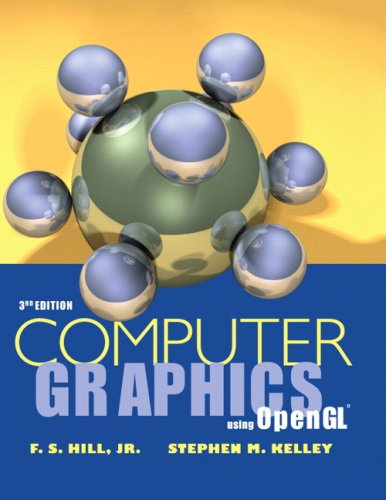 Computer Graphics Using OpenGL 9780131496705