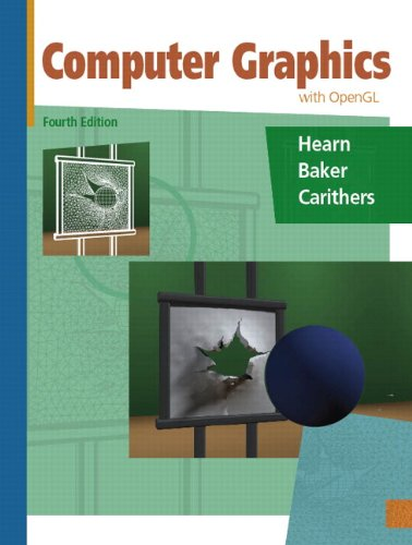 Computer Graphics with OpenGL 9780136053583