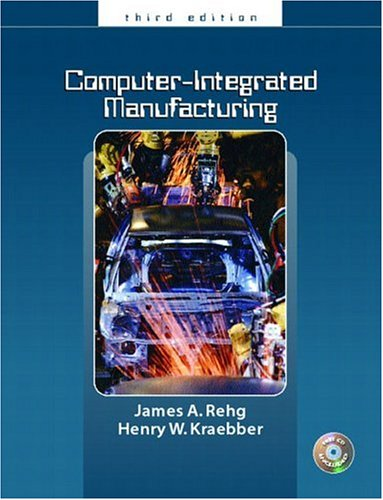 Computer Integrated Manufacturing 9780131134133