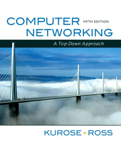 Computer Networking: A Top-Down Approach [With Access Code] 9780136079675