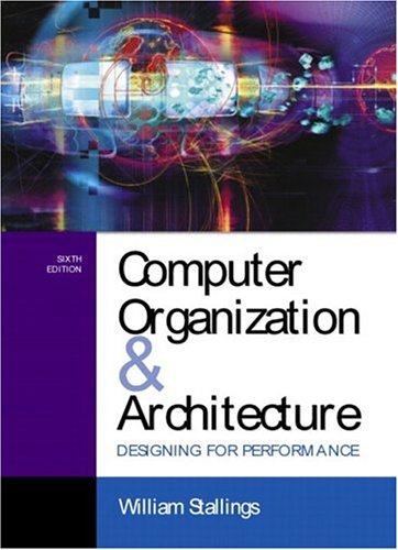 Computer Organization and Architecture: Designing for Performance 9780130351197