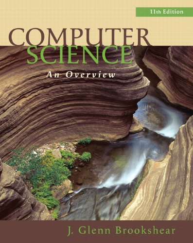 Computer Science: An Overview [With Access Code] 9780132569033