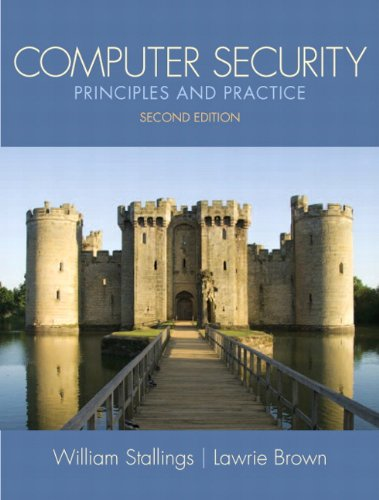 Computer Security: Principles and Practice 9780132775069