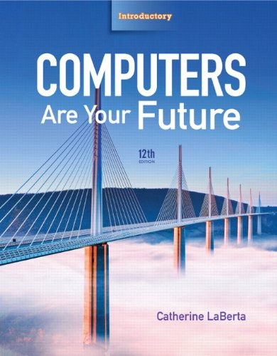 Computers Are Your Future, Introductory [With CD (Audio)] 9780132545181