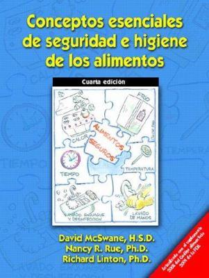 Conceptos Esenciales de Seguridad E Higiene de Los Alimentos, Cuarta Edicin 9780130648433