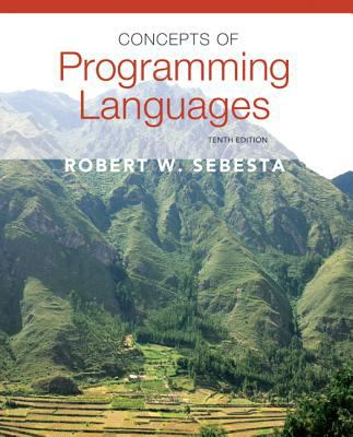Concepts of Programming Languages [With Access Code] 9780131395312