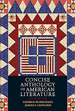 Concise Anthology of American Literature 9780131937925