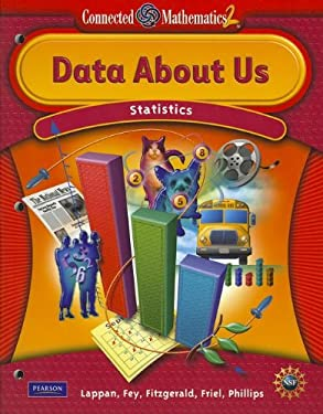 Connected Mathematics Grade 6 Student Edition Data about Us 9780133661361